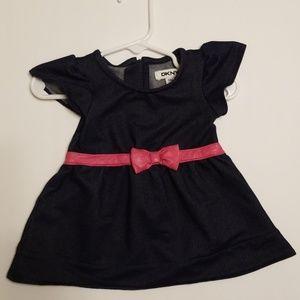 DKNY Girls soft denim summer dress